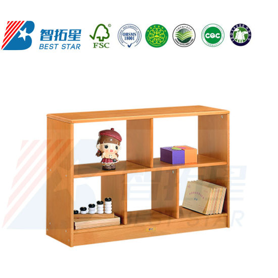 Wooden Children Room Shelf, Kids Book Shelf and Bookcase, Shoes Shelf, Toy Storage and Assorting Rack, Play and Display Shelf