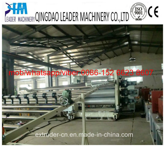 PP PE Sheet Extrusion Line Sheet Production Line Making Machine pictures & photos
