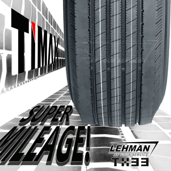 Timax Long Mileage Truck Bus Radial Tubeless Tyre 12r22.5 pictures & photos