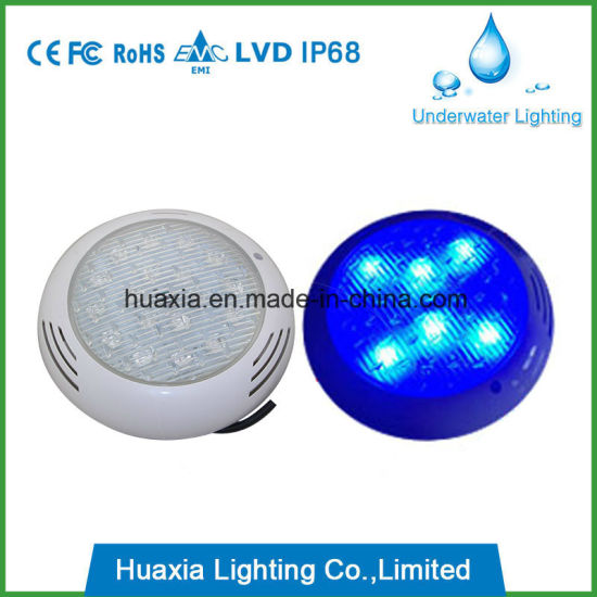 LED Epoxy Resin Pool Light, 100% Waterproof Underwater Lighting pictures & photos