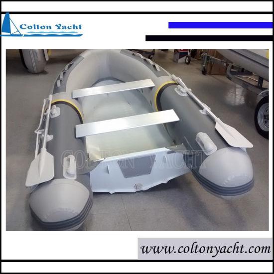 330cm Aluminum Rib Boat with V Shape Boat Hull