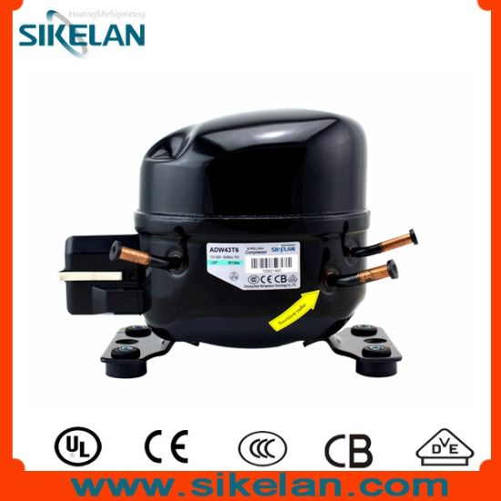 Refrigerator/Freezer Compressor AC Compressor Adw43t6, Ms Series, 115V, Lbp, 1/6HP