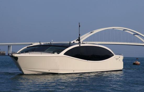 Seastella 53' Commercial Yacht, Luxury with Solar Energy