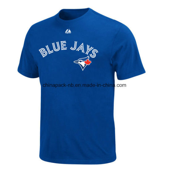 Men′s Round Neck Toronto Player Name & Number T-Shirt pictures & photos
