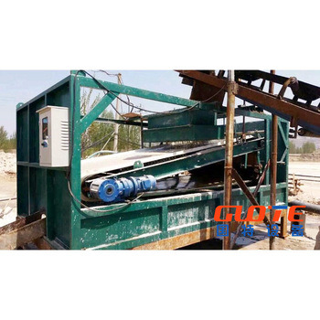 Mining Machine High Gradient Wet Permanent Magnetic Plate Separator for Tin Ore