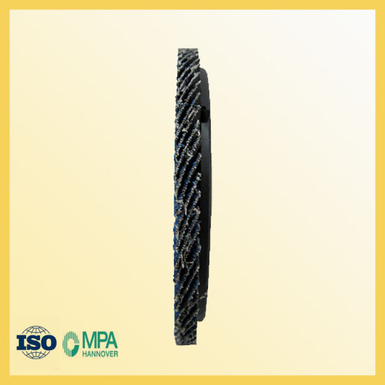 115mm Zirconium Flap Disc for Stainless Steel Polishing pictures & photos