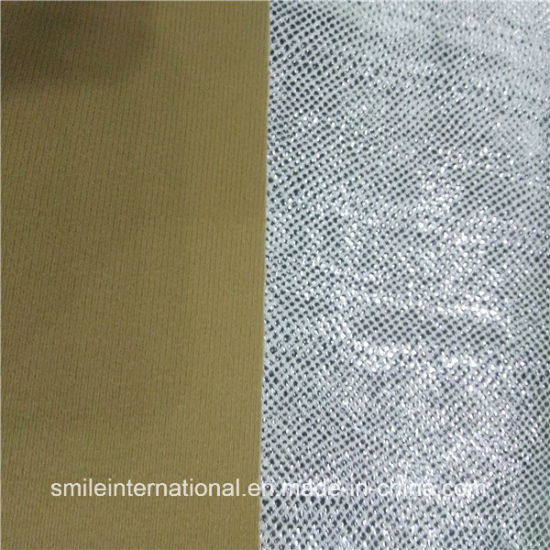Five Colors PU Shining Synthetic Leather