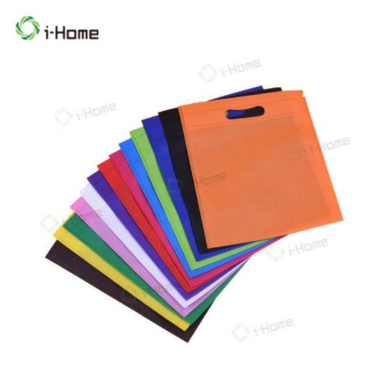 Wholesale/Promotion Bulk Laminated Printed Reusable Eco Shopping Bags