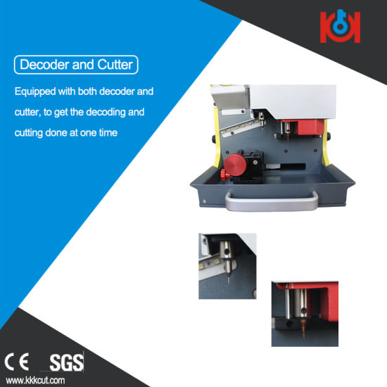 Fast Shipping Sec-E9 Key Cutting Machine Latest Version with Multi-Languages and Ce Approved pictures & photos