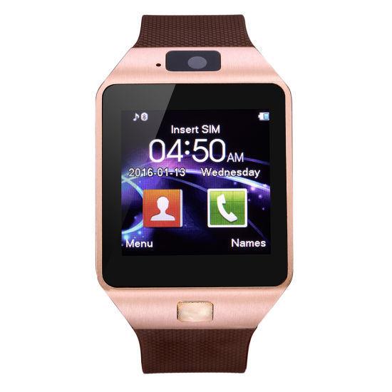 Hot Sale Touch Screen Wrist Watch Mobile Phone Smart Watch Dz09