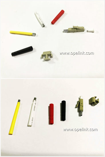 Fiber Optic Connector for Optical Patch Cord LC-PC pictures & photos