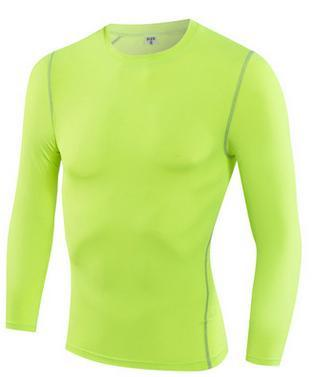 Men′s Long Rash Guard T-Shirt for UV Protection 50+ pictures & photos