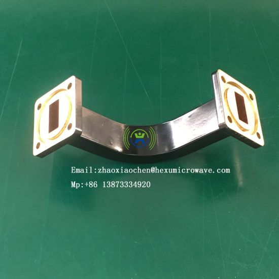 Wr75 Rigid Waveguide for Vsat System pictures & photos