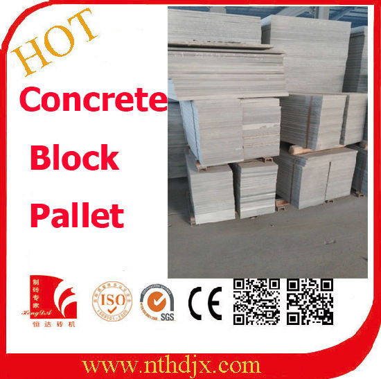 Pallet for Brick Block Making Machine pictures & photos