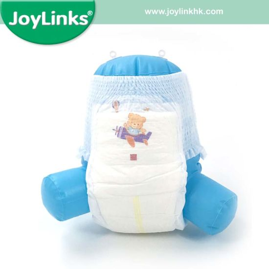 Pull Diaper Pants, Disposable Baby Diaper with Competitive Prices