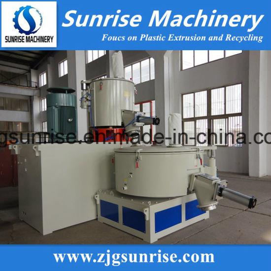 Plastic Powder Mixing Machine with Auto Weighing Machine