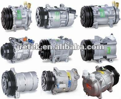 Sanden Type 505 507 508 Factory Supply Auto Air Compressor