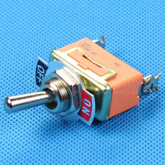 Heavy Duty Machinery Toggle Switch E-Ten (KN3(C)-101) pictures & photos