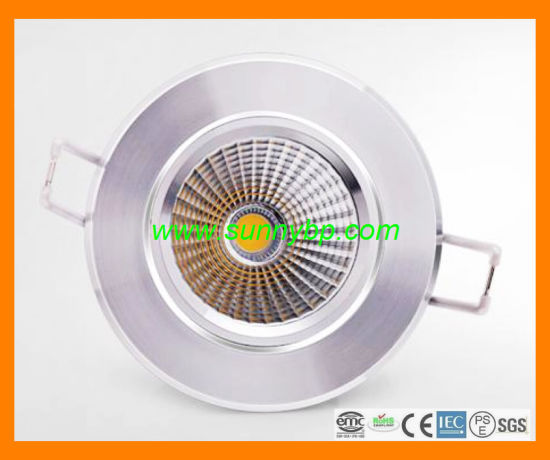 6inch Brightness Outdoor Dimmable Recessed LED Downlight pictures & photos