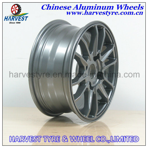 Car Wheels with Hyper Black Coating pictures & photos