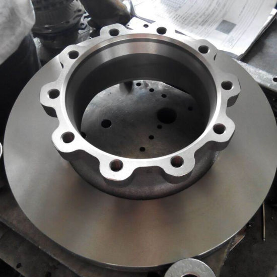 Brake System Brake Disc for Car Parts