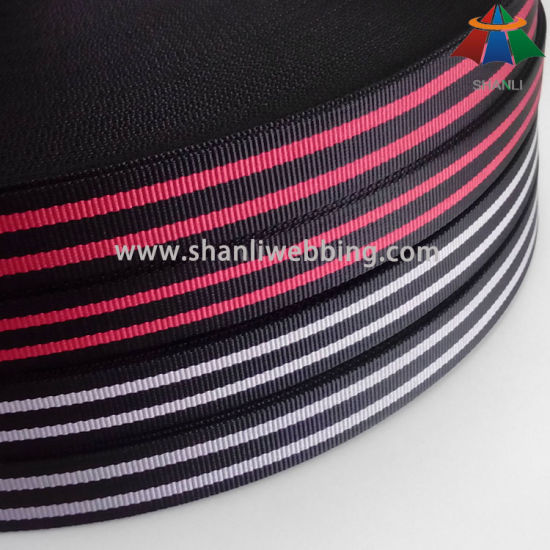 20mm 22mm Striped Nylon Webbing for Watch Bands pictures & photos