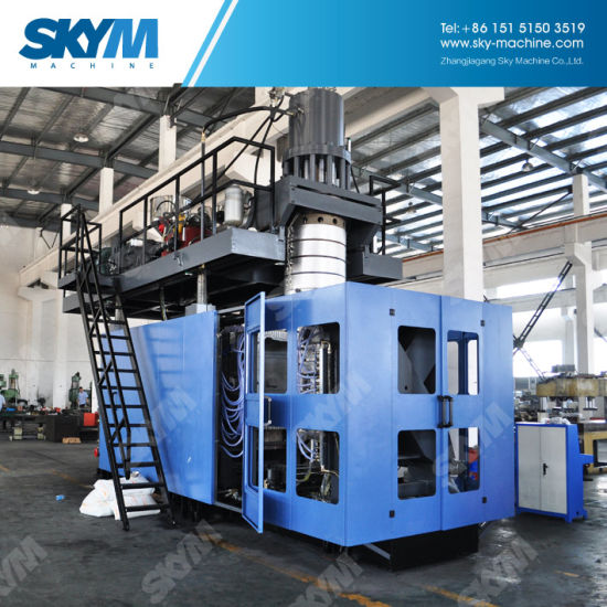 Plastic Extrusion Bottle Blow Moulding Machine pictures & photos