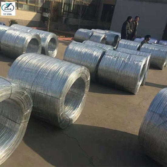 Gauge 8 to Gauge 22 Electro Galvanized Iron Steel Wire