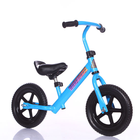 Steel Frame Children Balance Bikes for Kids/ Balance Bicycle pictures & photos