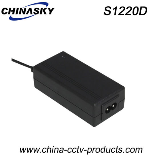 12VDC 2AMP Regulated CCTV Power Supply (S1220D) pictures & photos