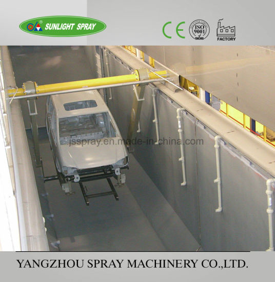 Automobile Bus or Car Coating Production Line pictures & photos