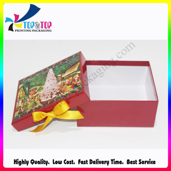 Promotion Gifts Paper Packing Boxes Wholesale in China