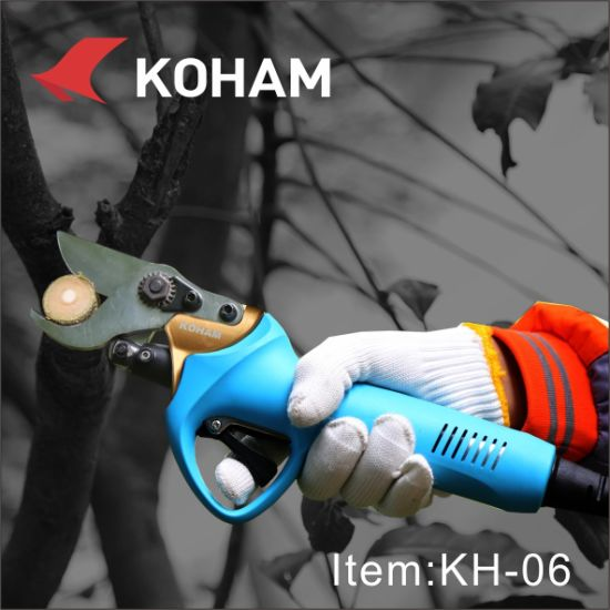 Koham Electric Pruner Shear pictures & photos