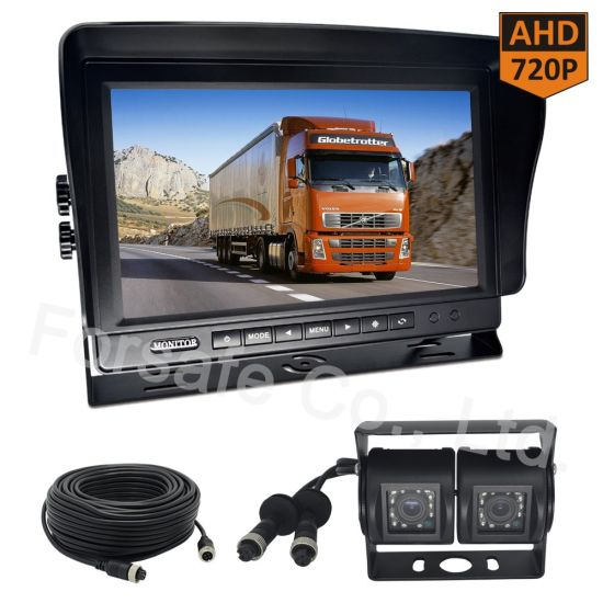"Ahd 10.1"" LED Display Car Rearview Camera System pictures & photos"