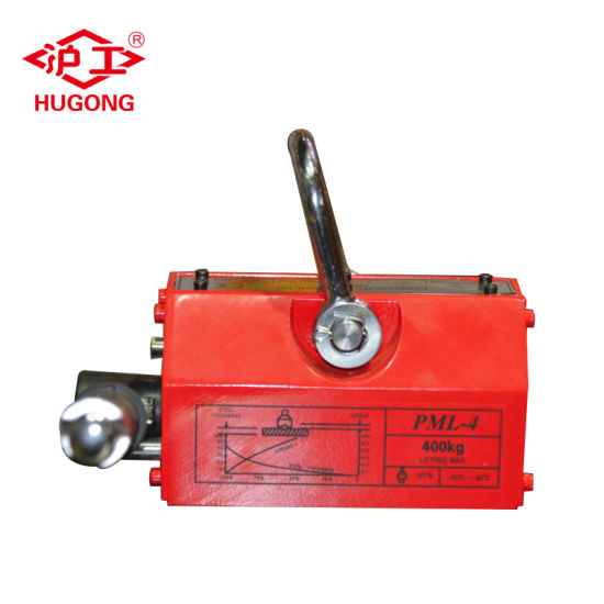 China 1000kg Automatic Permanent Magnet Lifter for Lifting Big Plate ...