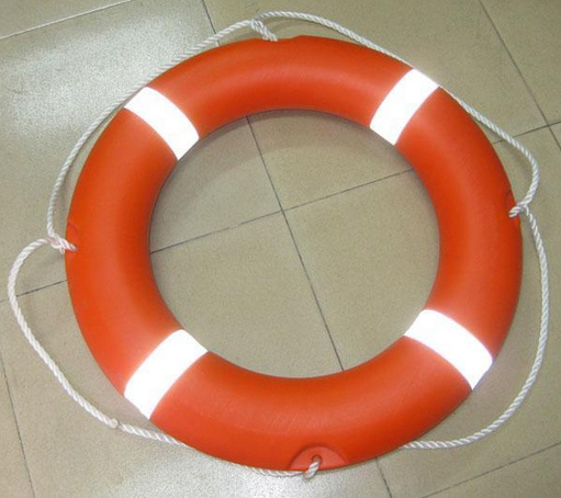 2.5kg Solas Water Floating Life Ring Life Buoy for Lifesaving and Rescue pictures & photos