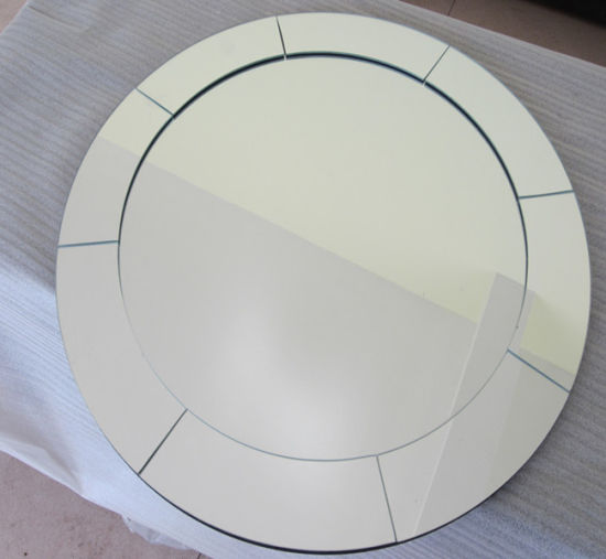 Hotel Decorative Wall 6mm Mirror Glass Price pictures & photos