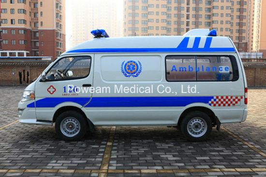 Golden Dragon Medical Emergency Ambulance (82hjx5305lmx)