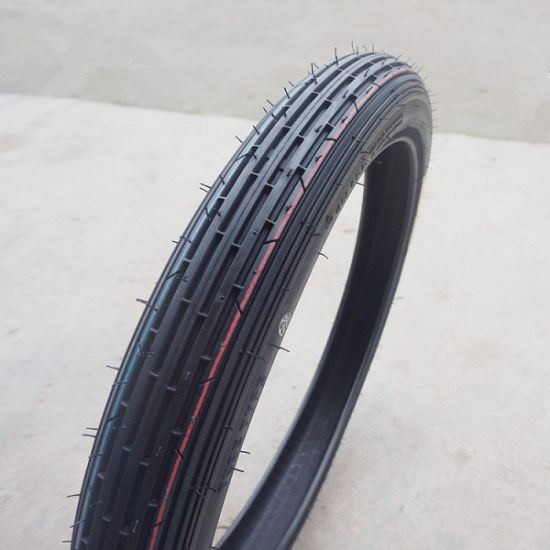Rubber Motorcycle Tyre and Inner Tube pictures & photos