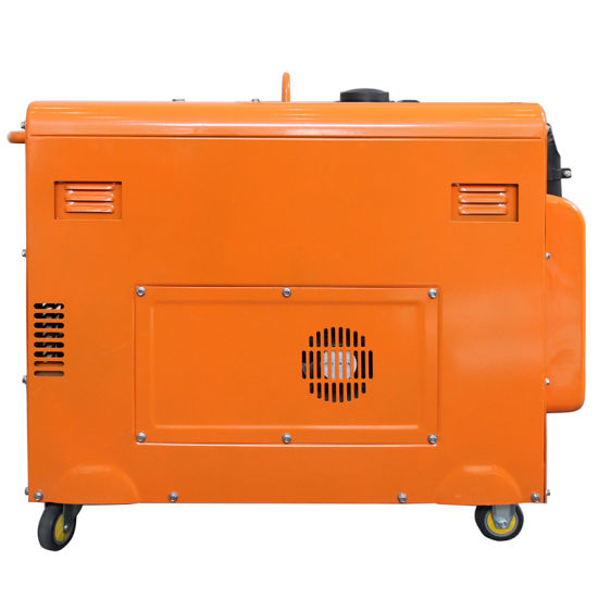 5kw Diesel Generator with Oil Pressure Alam pictures & photos