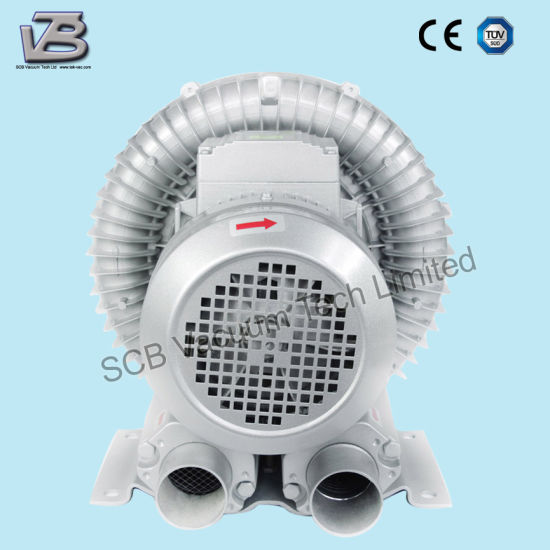 5.5kw Double Stage Ring Blower for Waste Water Treatment pictures & photos