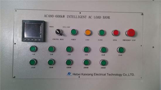 275kVA Resistive Reactive Rl Load Bank for Generator Testing pictures & photos