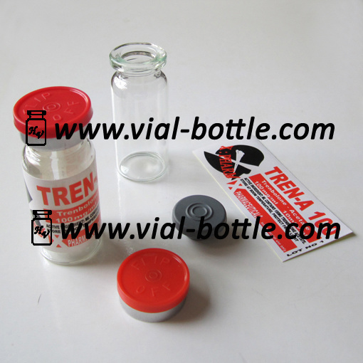 10ml Glass Vial Kits with Custom Label Sticker pictures & photos