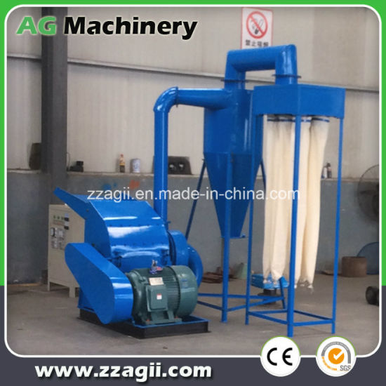 Corn Maize Wheat Bean Rice Grinder Grain Grinder Hammer Mill for Animal Feeds pictures & photos