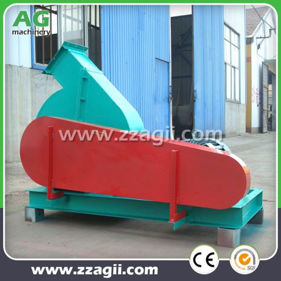 China Industrial Electric Shredder Small Wood Chipper