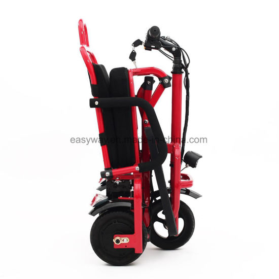3-Wheel New Design Recreational Scooter with Simple & Elegant Style