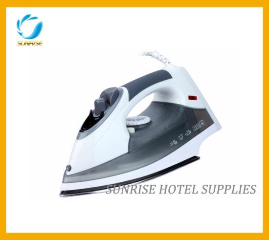 Safe Auto Shut-off Steam Iron for Hotel