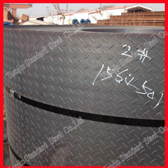 S355j2 S355j0 S355jr Structural Alloy Steel Plate pictures & photos