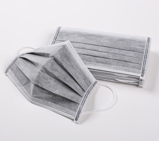 disposable face mask 4 ply