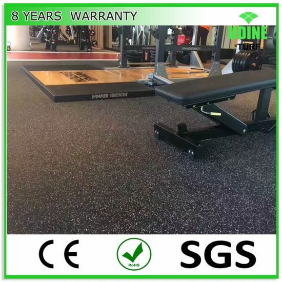 Crossfit EPDM Gym Rubber Floor Mat pictures & photos